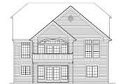Traditional Style House Plan - 4 Beds 3 Baths 2562 Sq/Ft Plan #48-420