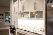 Prairie Style House Plan - 5 Beds 4 Baths 4545 Sq/Ft Plan #935-13 Interior - Kitchen