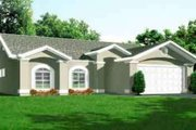 House Plan - 3 Beds 2 Baths 1477 Sq/Ft Plan #1-1262