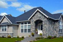 Dream House Plan - Craftsman Exterior - Other Elevation Plan #48-279