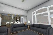 Adobe / Southwestern Style House Plan - 3 Beds 3.5 Baths 3546 Sq/Ft Plan #1069-22 Photo