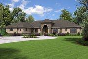 European Style House Plan - 3 Beds 2.5 Baths 3041 Sq/Ft Plan #48-672