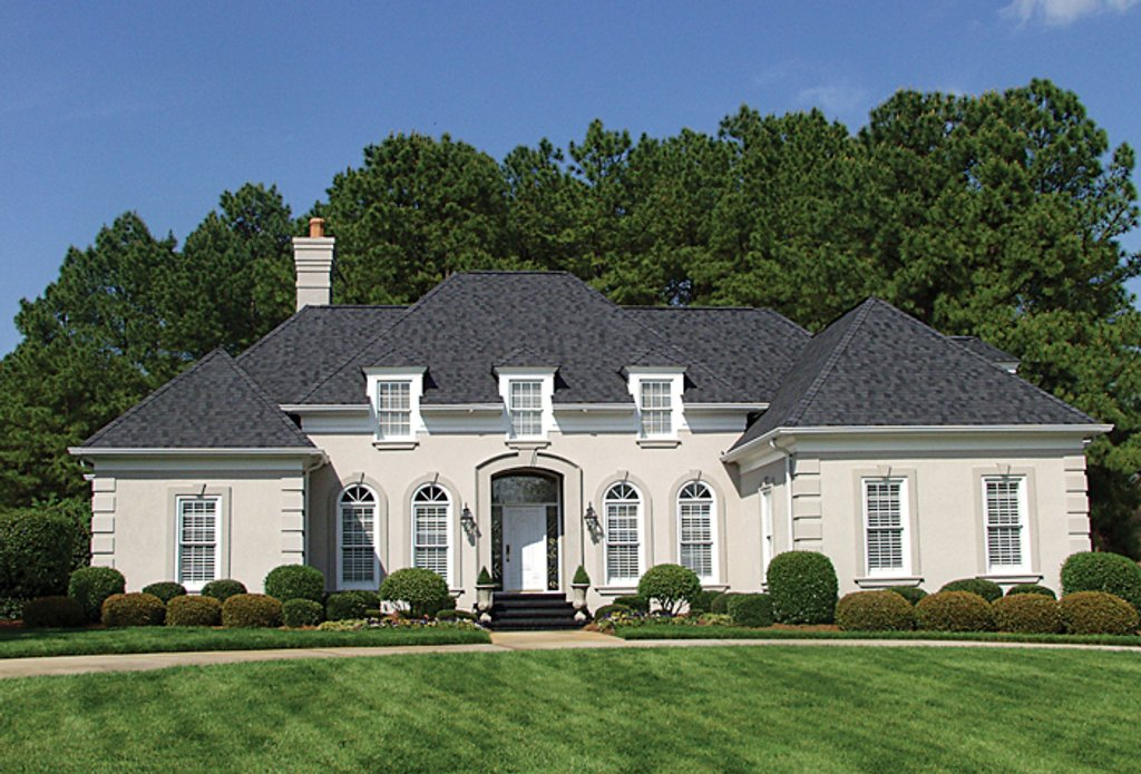 European Style House Plan - 3 Beds 2.5 Baths 2500 Sq/Ft Plan ... on