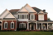 Traditional Exterior - Front Elevation Plan #54-141