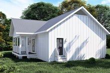 Home Plan - Cottage Exterior - Other Elevation Plan #44-246
