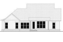Architectural House Design - Farmhouse Exterior - Rear Elevation Plan #430-250