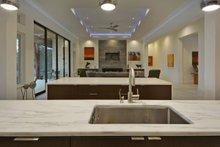 House Design - Contemporary Interior - Kitchen Plan #935-18