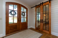 House Plan Design - Country Interior - Entry Plan #70-1488