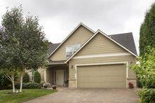 Dream House Plan - Craftsman Exterior - Front Elevation Plan #48-109