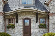 Tudor Style House Plan - 5 Beds 5 Baths 7398 Sq/Ft Plan #928-275 Exterior - Other Elevation