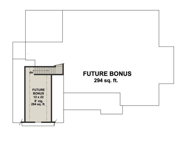 House Plan Design - Farmhouse Floor Plan - Other Floor Plan #51-1157
