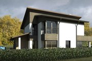 Contemporary Style House Plan - 3 Beds 3 Baths 2256 Sq/Ft Plan #906-16 Photo