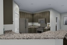 Ranch Interior - Kitchen Plan #1060-12