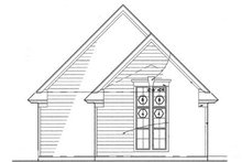 Country Exterior - Other Elevation Plan #120-147