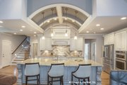 Traditional Style House Plan - 3 Beds 2.5 Baths 2477 Sq/Ft Plan #929-792 Interior - Kitchen