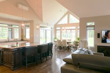 Home Plan - Traditional Interior - Kitchen Plan #23-2303