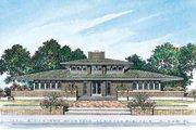 Prairie Style House Plan - 5 Beds 3.5 Baths 3278 Sq/Ft Plan #72-179