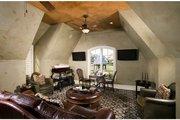 European Style House Plan - 3 Beds 4 Baths 3359 Sq/Ft Plan #453-56