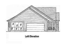 House Design - Country Exterior - Other Elevation Plan #46-106