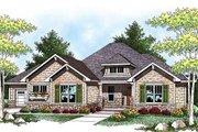 Craftsman Style House Plan - 2 Beds 2.5 Baths 2107 Sq/Ft Plan #70-918