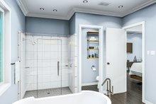 Dream House Plan - Cottage Interior - Master Bathroom Plan #406-9657