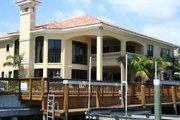 Mediterranean Style House Plan - 6 Beds 7.5 Baths 6714 Sq/Ft Plan #420-193 Photo