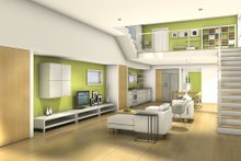 Modern Interior - Other Plan #497-22