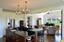 House Design - Ranch Interior - Kitchen Plan #70-1499