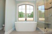 European Style House Plan - 3 Beds 2.5 Baths 2364 Sq/Ft Plan #929-1033 Interior - Master Bathroom