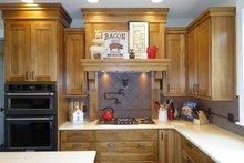 Craftsman Interior - Kitchen Plan #124-1005