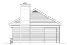 Country Exterior - Other Elevation Plan #932-237