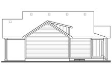 House Plan Design - Country Exterior - Other Elevation Plan #1073-19