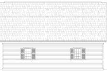 Dream House Plan - Farmhouse Exterior - Other Elevation Plan #932-322