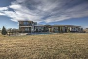 Contemporary Style House Plan - 4 Beds 4 Baths 4237 Sq/Ft Plan #935-5