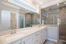 Architectural House Design - Farmhouse Interior - Master Bathroom Plan #928-328
