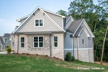 Home Plan - Craftsman Exterior - Other Elevation Plan #929-1040