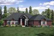 European Style House Plan - 3 Beds 2.5 Baths 2864 Sq/Ft Plan #124-1144