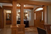 Craftsman Style House Plan - 4 Beds 3.5 Baths 4427 Sq/Ft Plan #51-556 Photo