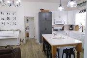 Farmhouse Style House Plan - 3 Beds 2 Baths 1035 Sq/Ft Plan #44-224