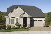 House Plan Design - Traditional Photo Plan #48-420