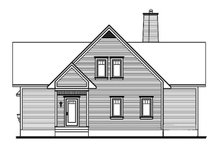 Dream House Plan - Traditional Exterior - Front Elevation Plan #23-851