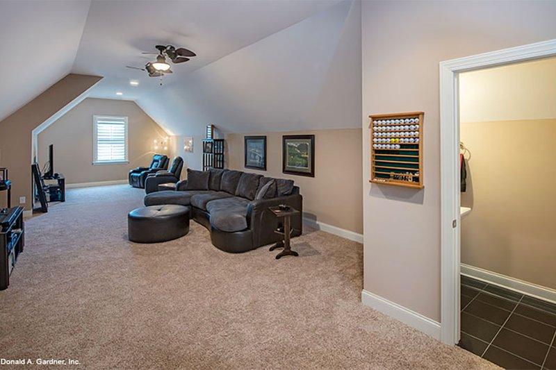 Craftsman Interior - Other Plan #929-7 - Houseplans.com