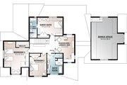 Farmhouse Style House Plan - 4 Beds 3.5 Baths 3532 Sq/Ft Plan #23-2687 Floor Plan - Upper Floor