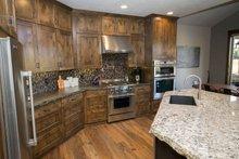 Craftsman Interior - Kitchen Plan #892-13