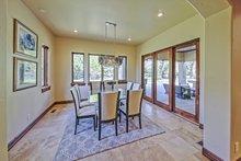 Architectural House Design - Adobe / Southwestern Interior - Dining Room Plan #451-25