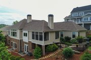 Ranch Style House Plan - 3 Beds 3.5 Baths 3250 Sq/Ft Plan #437-89