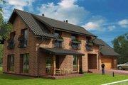 European Style House Plan - 3 Beds 2 Baths 2310 Sq/Ft Plan #538-16