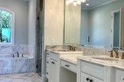 Craftsman Style House Plan - 5 Beds 5 Baths 3644 Sq/Ft Plan #437-105 Interior - Master Bathroom