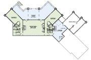European Style House Plan - 4 Beds 4.5 Baths 4831 Sq/Ft Plan #17-2559 Floor Plan - Upper Floor Plan