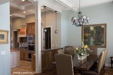 European Interior - Dining Room Plan #929-1008